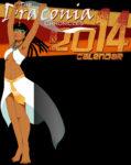 2014 Calendar Top