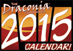 The Draconia 2015 Calendar!